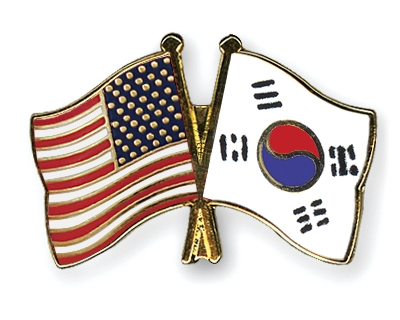 American dating in south korea